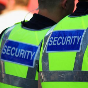 Security Services Tyne and Wear